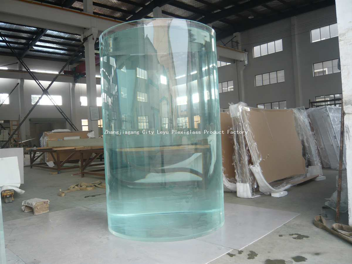 China custom giant acrylic fish tank 7 china acrylic for How to build an acrylic fish tank