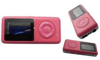 Clip Mini MP3 With Card Slot (FMP3-03)