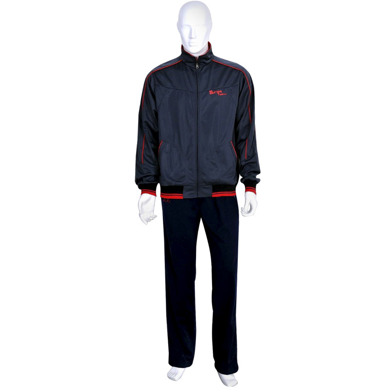 Newest 100% Polyester Men′s Fashion Tracksuit