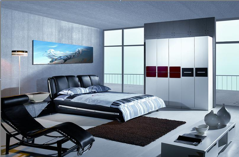 Leather Beds for pleasant dreams | Modern Luxury Interiors Ideas ...