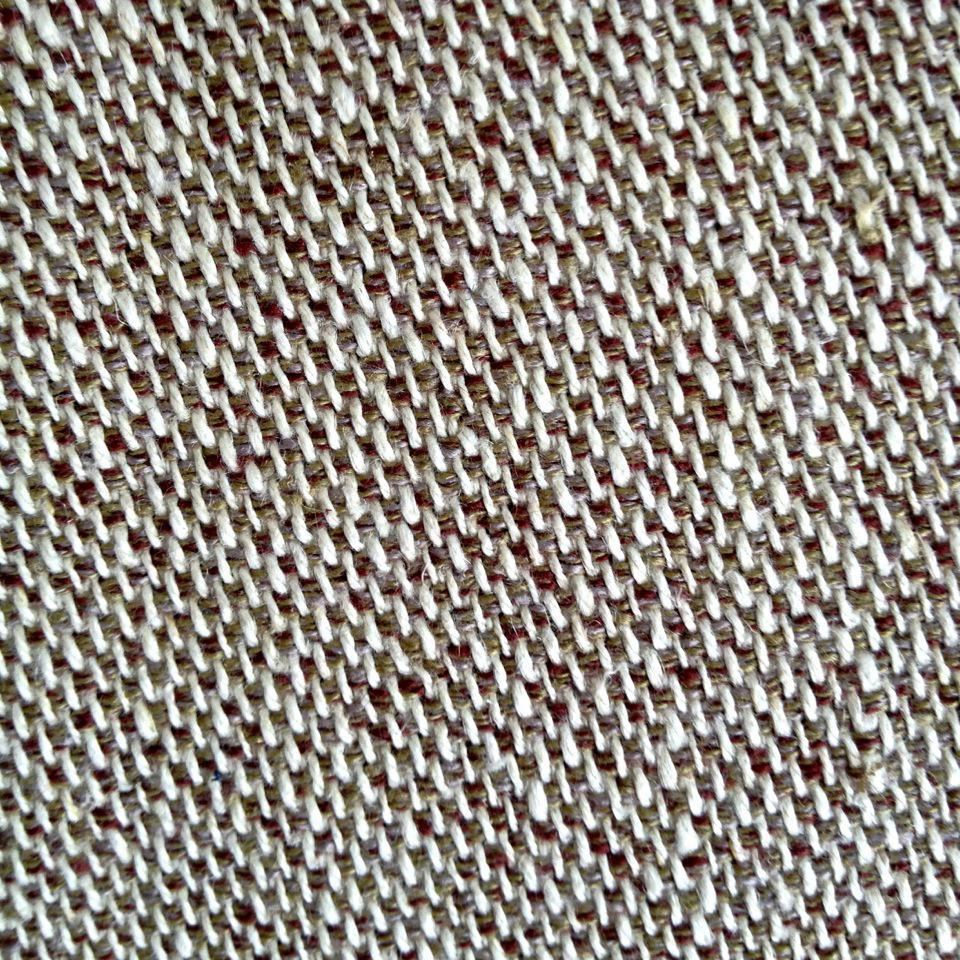 Hemp Cotton Blended Interwoven Fabric (QF13-0012)