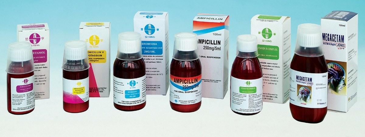 Clarithromycin 250mg 5ml Oral Suspension