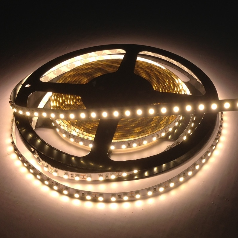 High Brightness 120LEDs 9.6W/M Flexible LED Strips (G-SMD3528-120-12V)