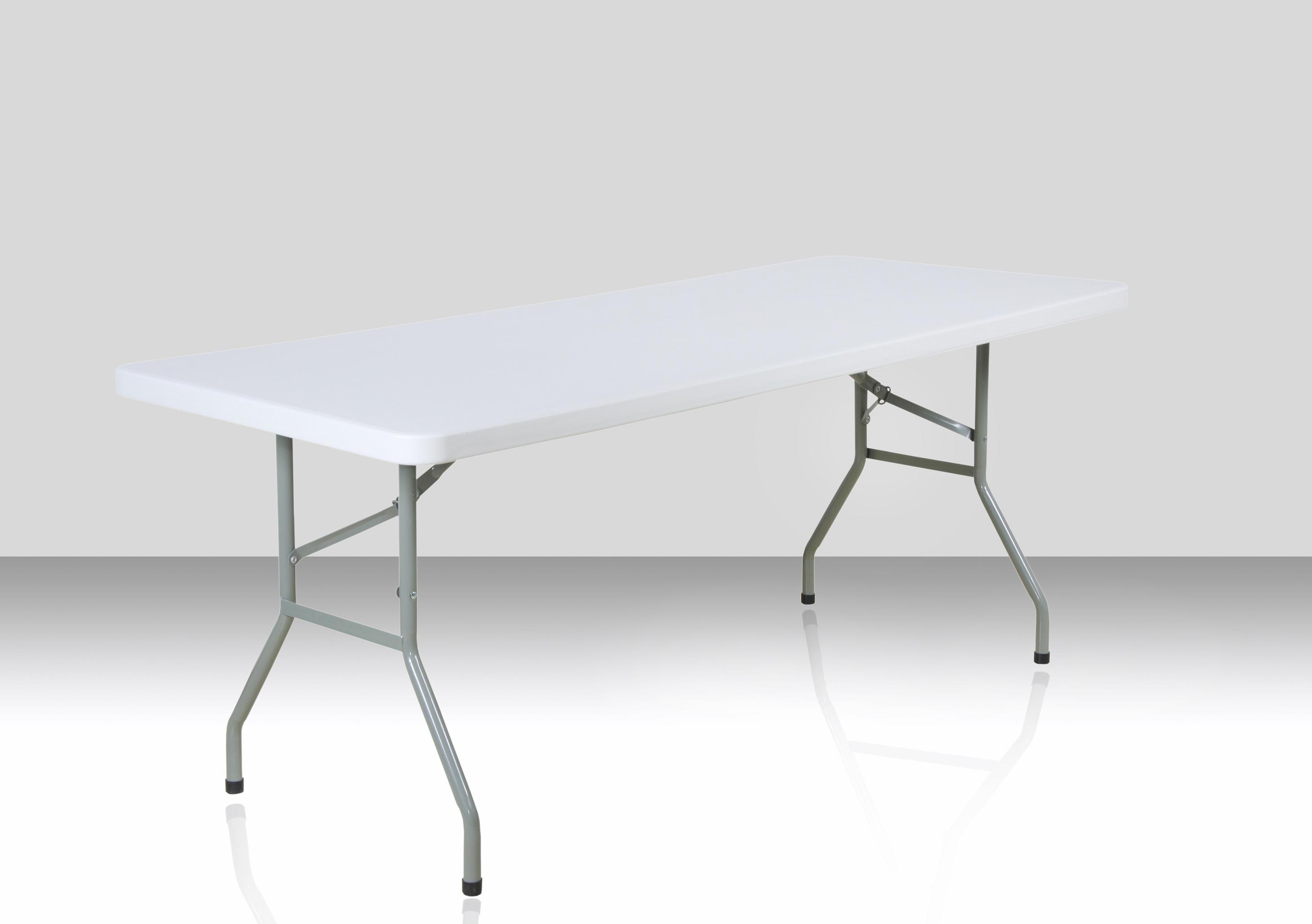 New Series 6-Foot Rectangular Folding Table (SY-183C)