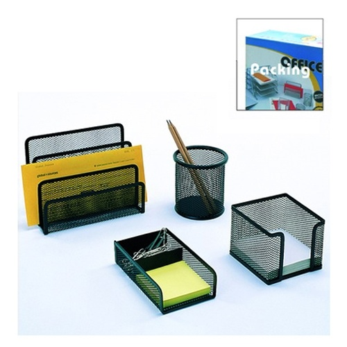 China Stationery Set, Office Supply, Desk Organizer, Memo, Penholder