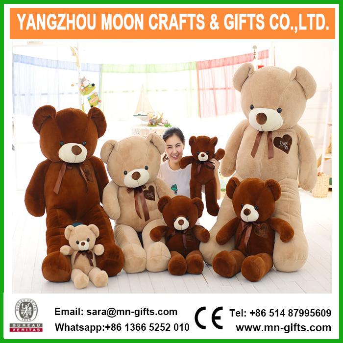 Promotional Valentine Gift Plush Stuffed Giant Teddy Bear