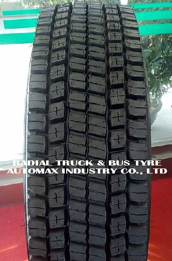 Radial Truck and Bus Tire