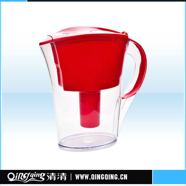 Drinking Water Filter Pitcher with Multi-Level Filtration