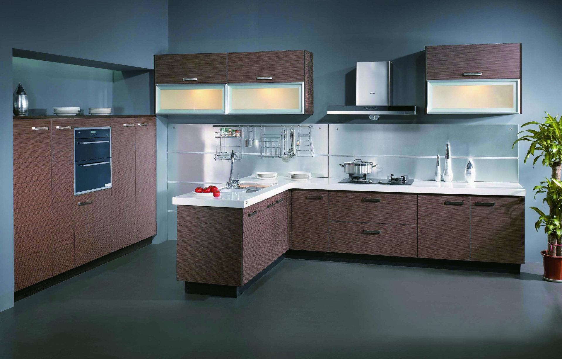 China modern style Kitchen Cabinet Photos & Pictures  Madeinchina