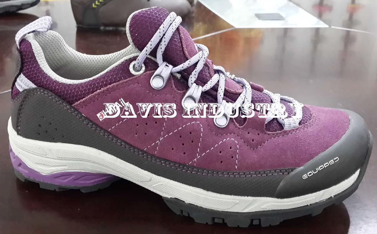 New Design Hot Selling Low Cut Waterproof Trekking Shoe