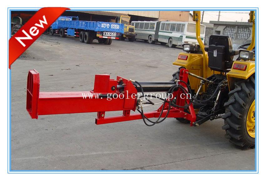 CE Tractor, Pto Log Splitter