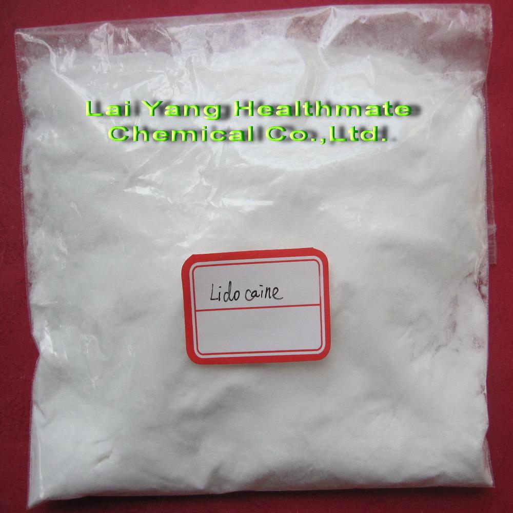 99% Lidocaine HCl 73-78-9 High Purity Lidocaine