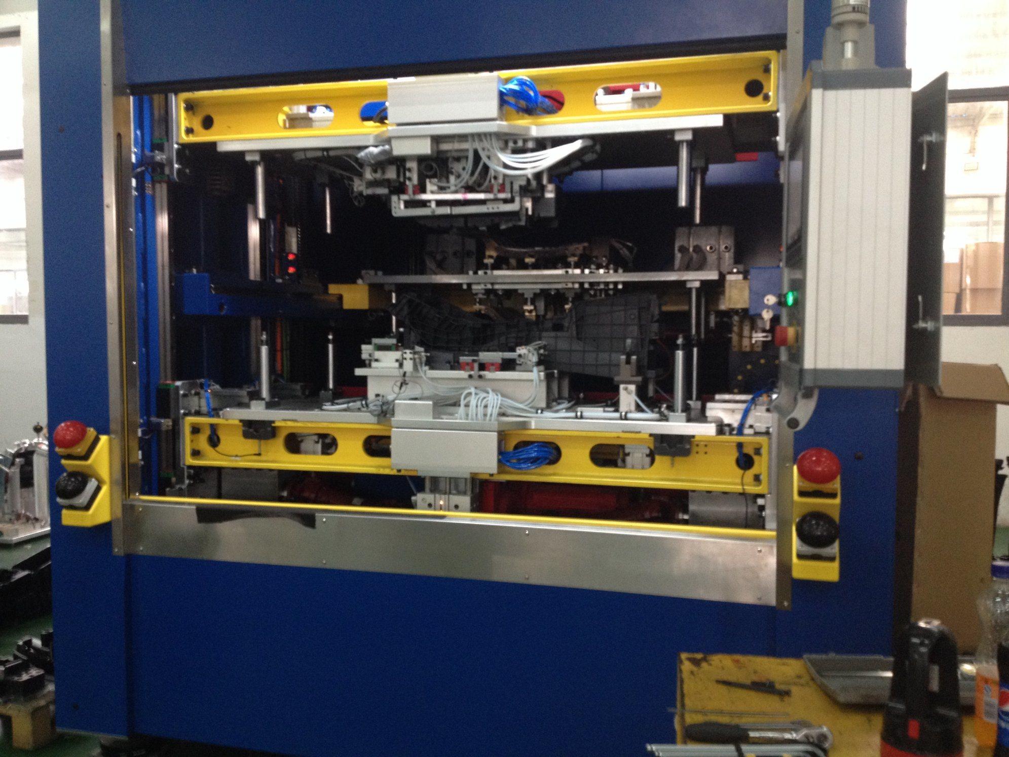 Servo Motor Hot Plate Welding Machine