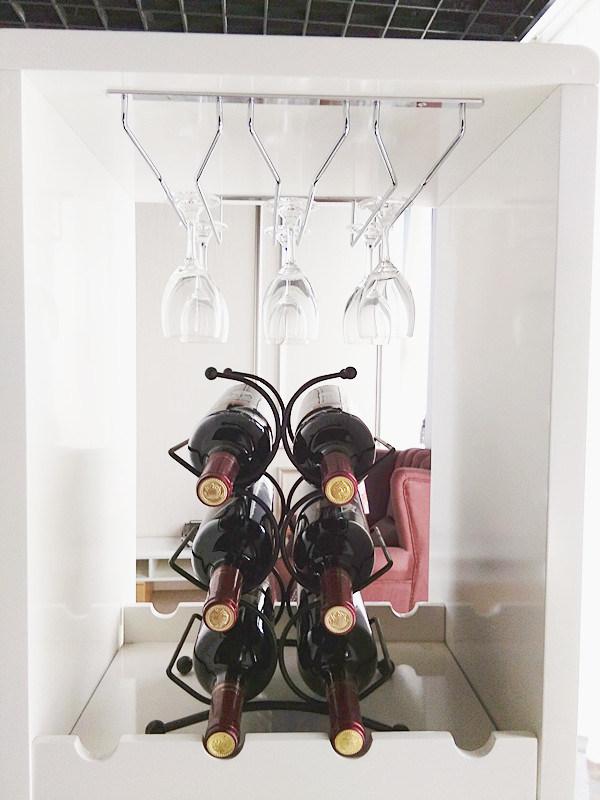 Wine Rack, Wine Shelf, Wine Display, Kitchen Rack