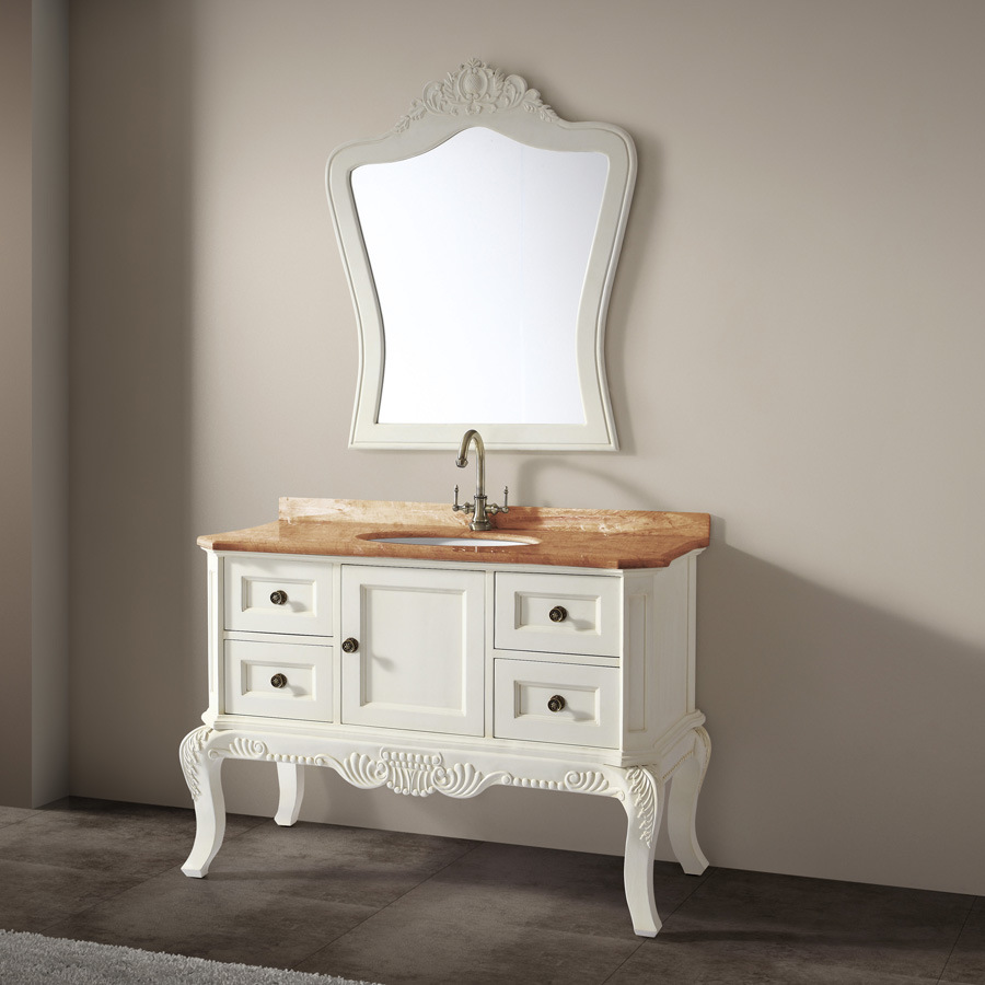 Vanity Mirror Parts And Amazing Painted Bathroom Vanities For Sale