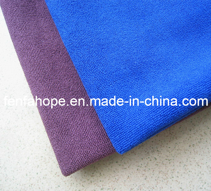 Super Thick/ Qualified Microfiber Towel (14NF45)