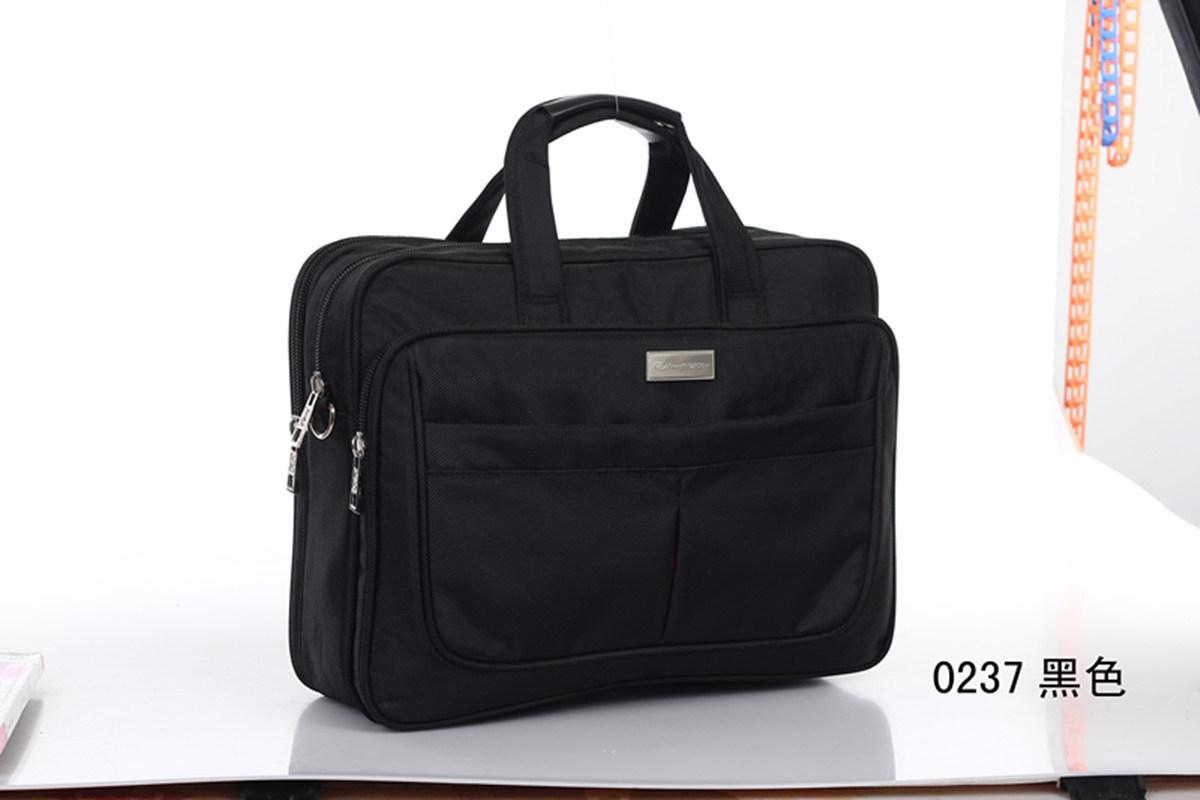Nylon Laptop Messenger Bag 48