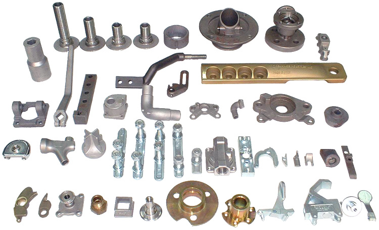 China Investment Casting Parts - China Casing Parts ...
