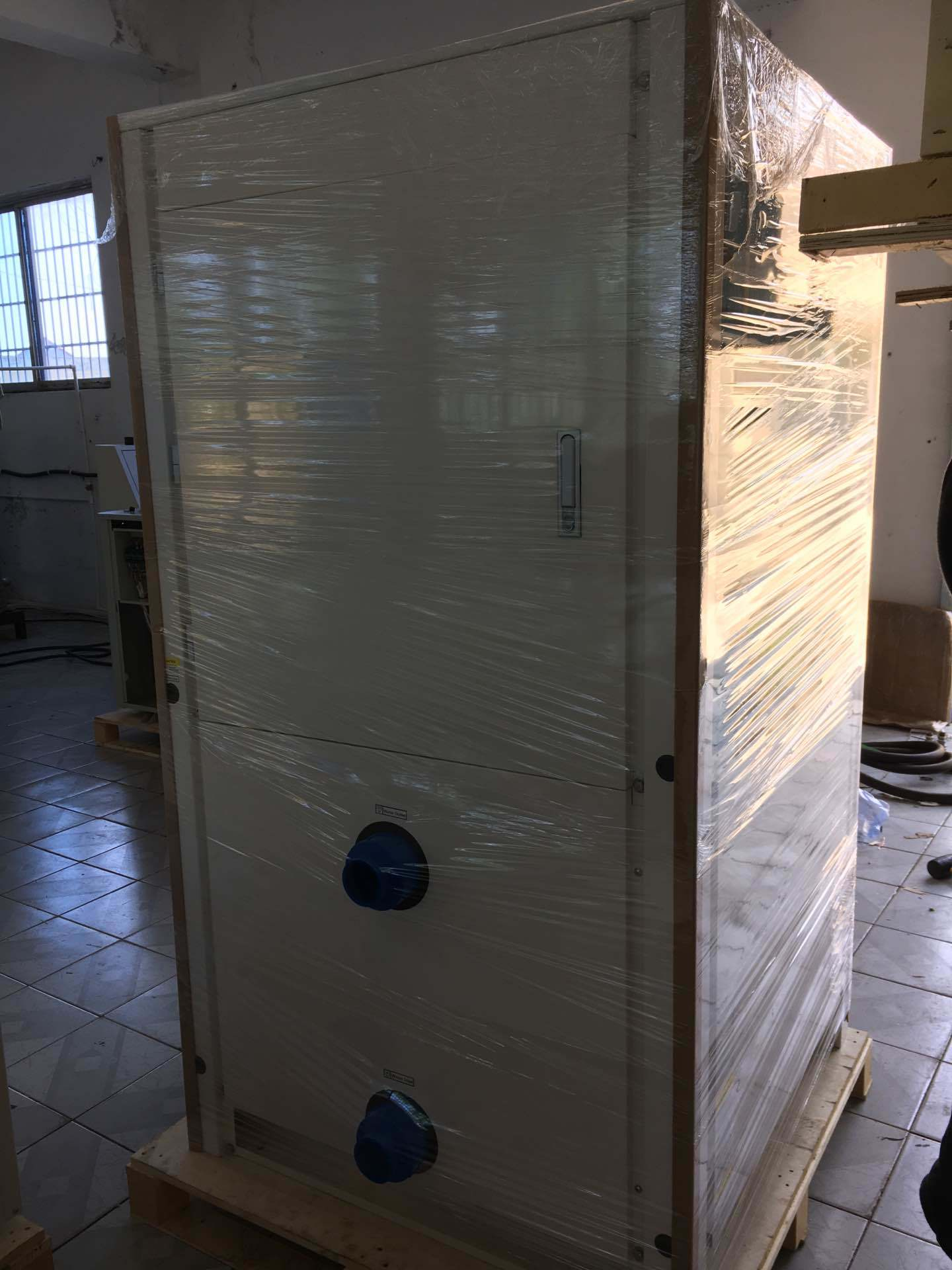 Commercial Air Source Heat Pump for Hot Water for Hotel