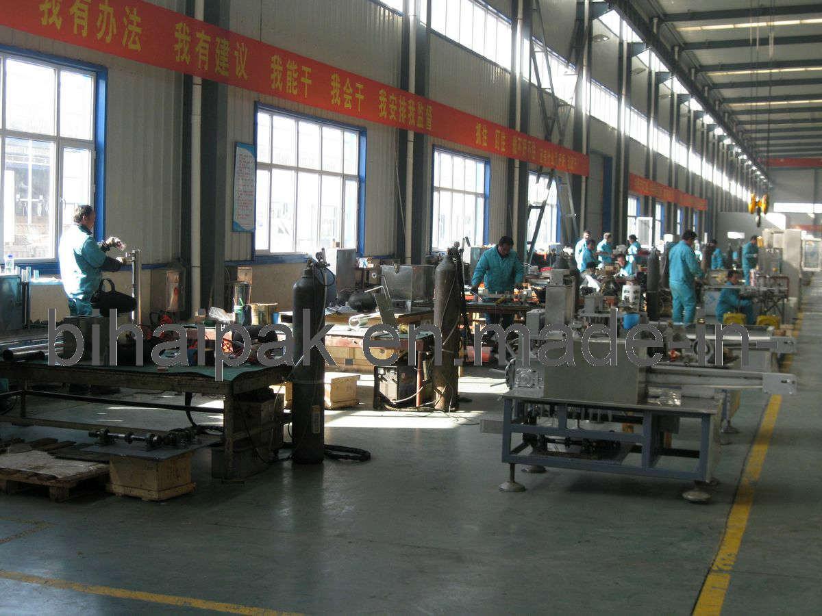 Juice Filling Machine From China Bihai