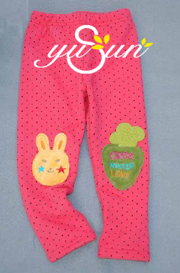 Children′garment / Children′s Clothes / Girl′s Panty (CH0007)