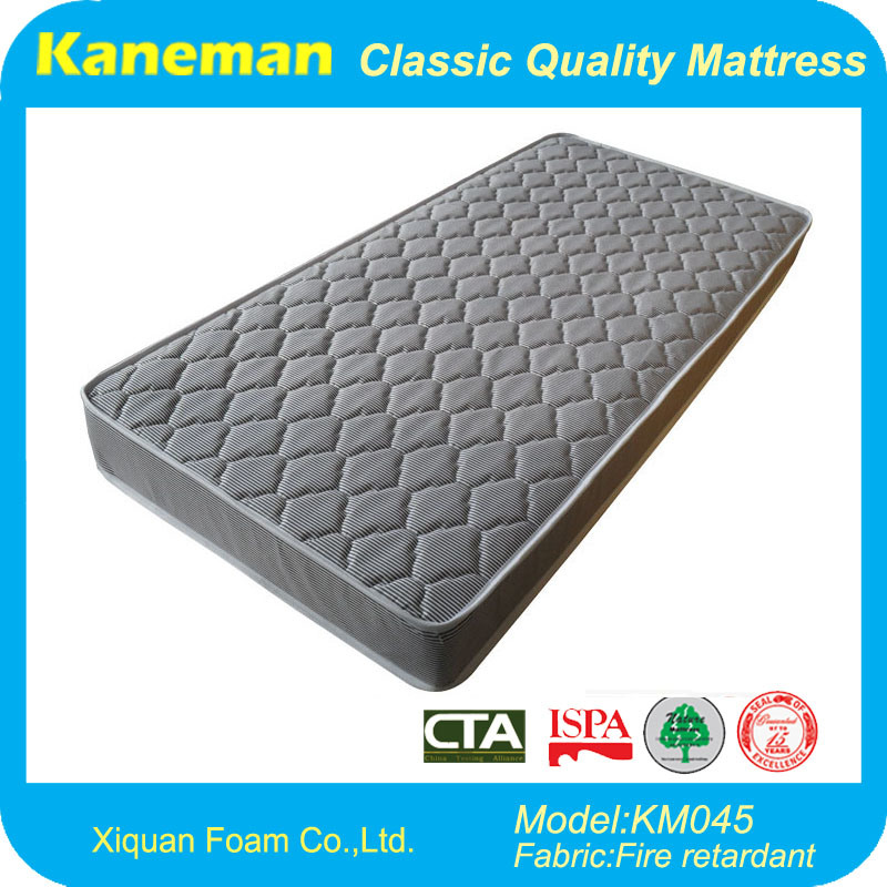 Fire Retardant Foam Mattress