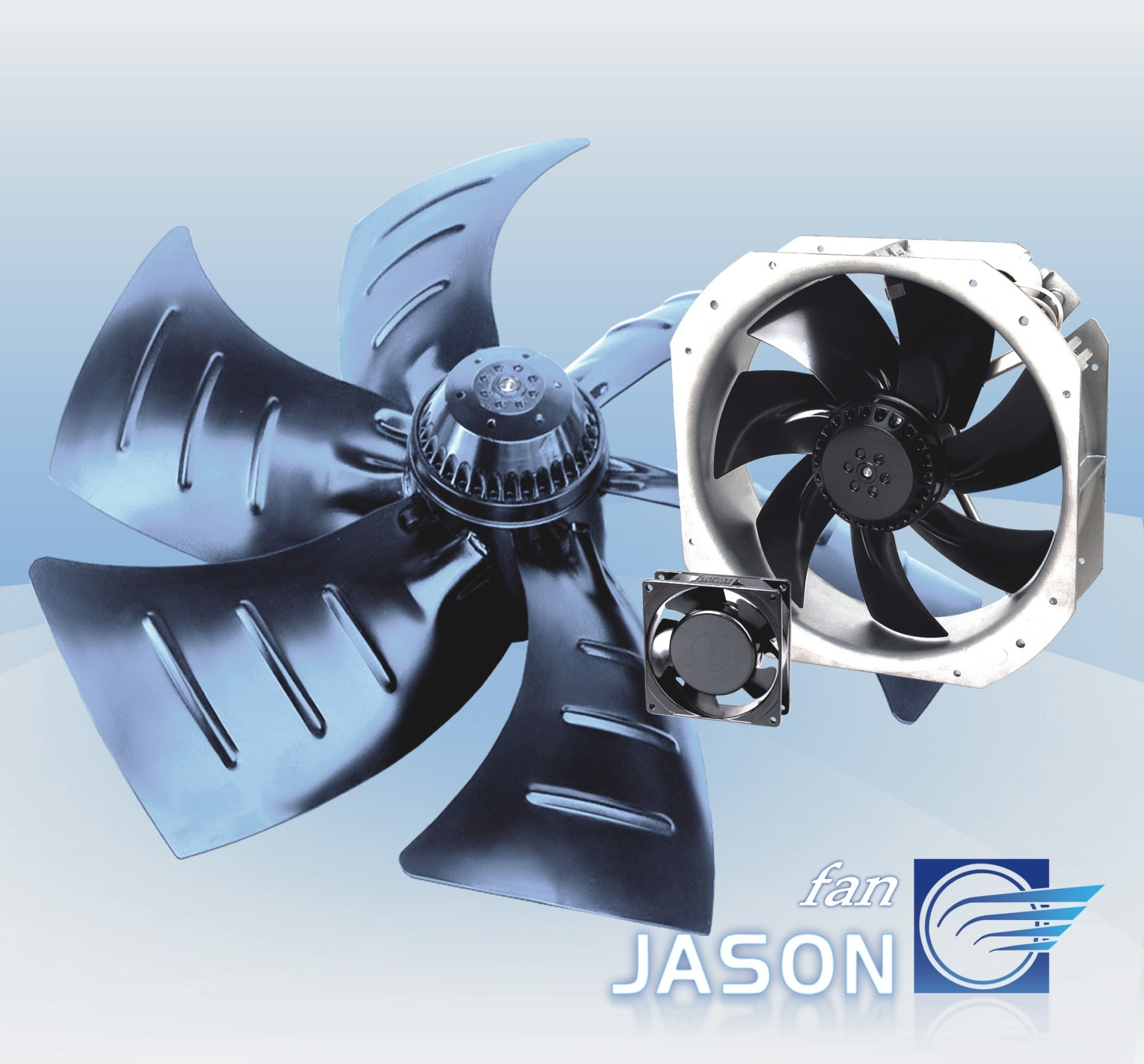 Axial Fan vs Centrifugal Fan 圖片標題: … fan axial fan  #2F6C9C