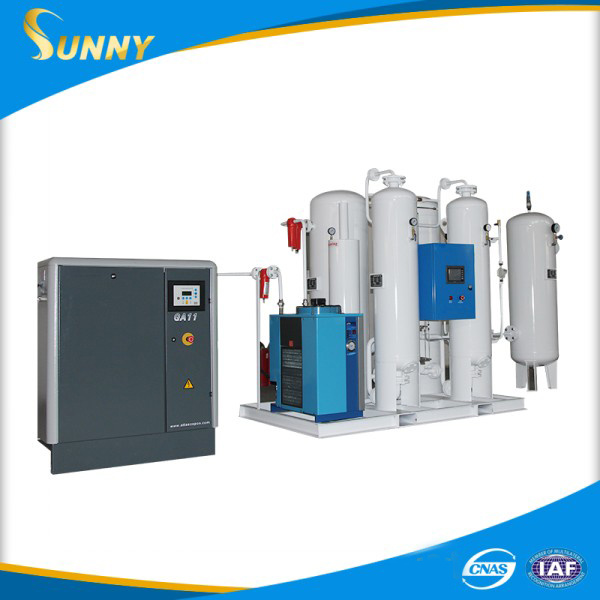 Hot Sale High Purity Nitrogen Generator Purity 99.999%