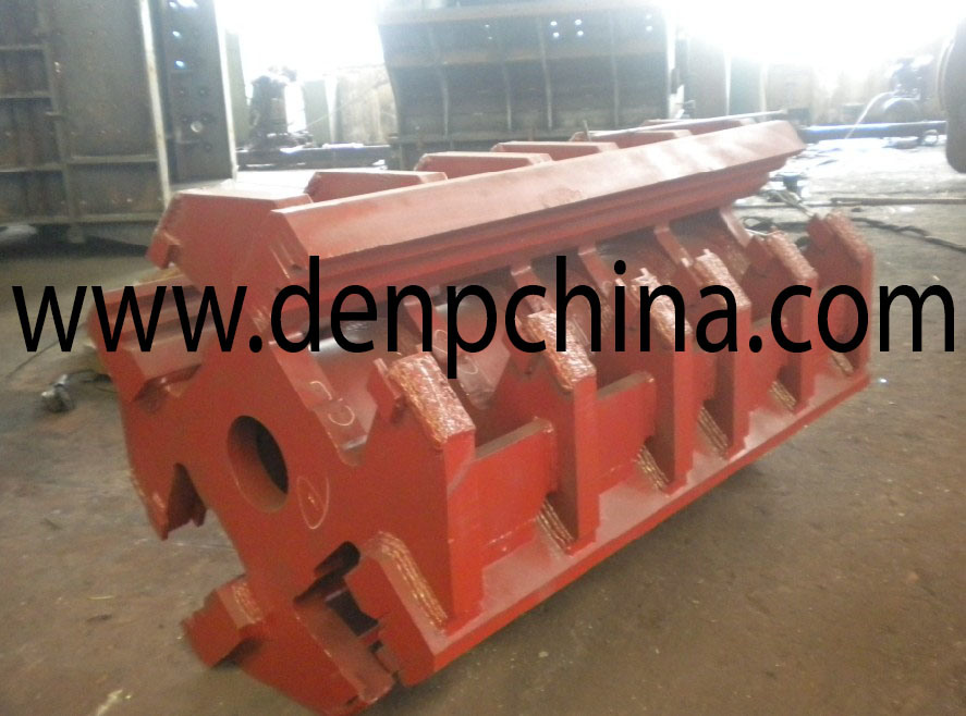 Denp Impact Plate / Impact Crusher Spare Plate / Liner Plate