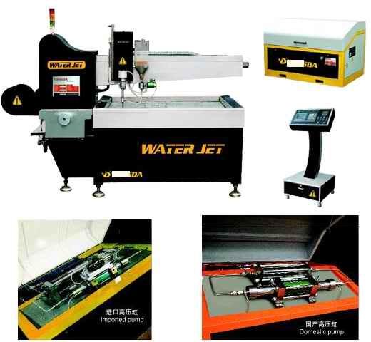 Waterjet Cutting Machine (Water Jets)