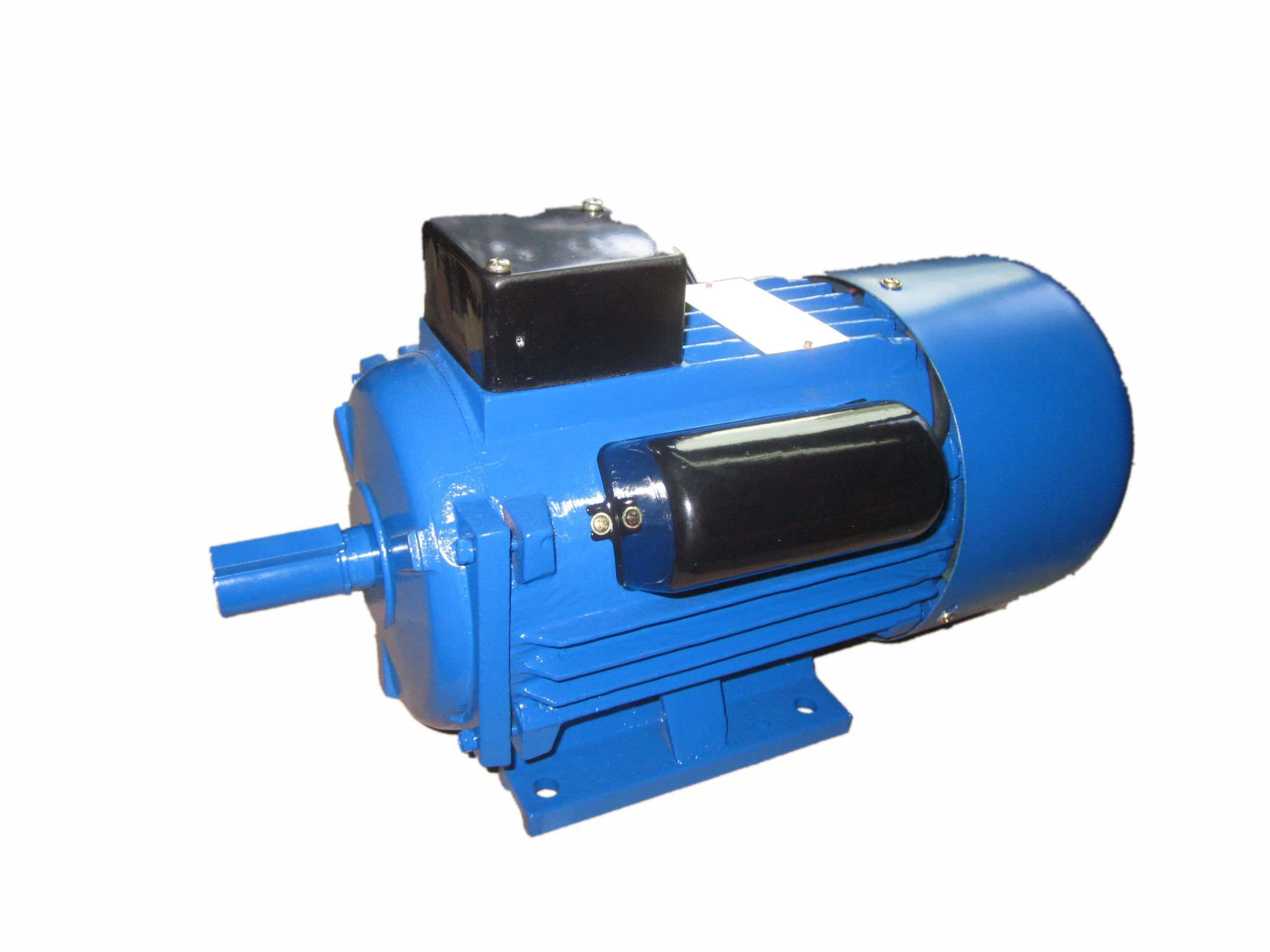 China 220v ycl single phase motor photos pictures made for 220v 3 phase motor