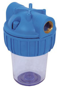 Water Filter Housing 5inch Length