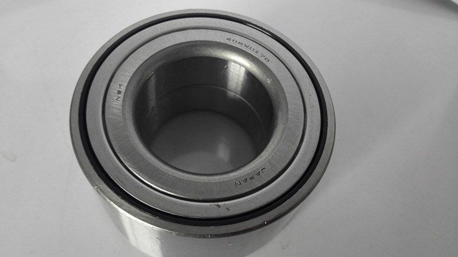 NTN Bearing Auto Part 40bwd17D 40*75*37 Front Wheel Hub Bearing