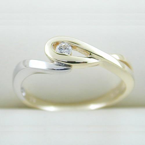 10K Gold Diamond Ring RGD2010  - Beautifullll Gold Ringssss....