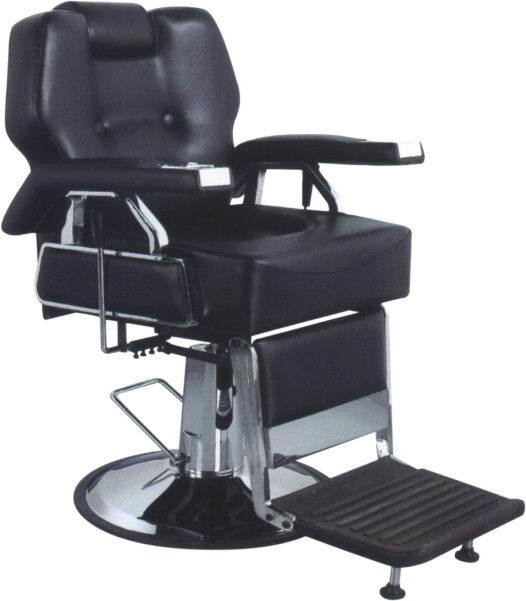 Barber Chair (LY6102) - China Barber Chairs, hydraulic barber chair