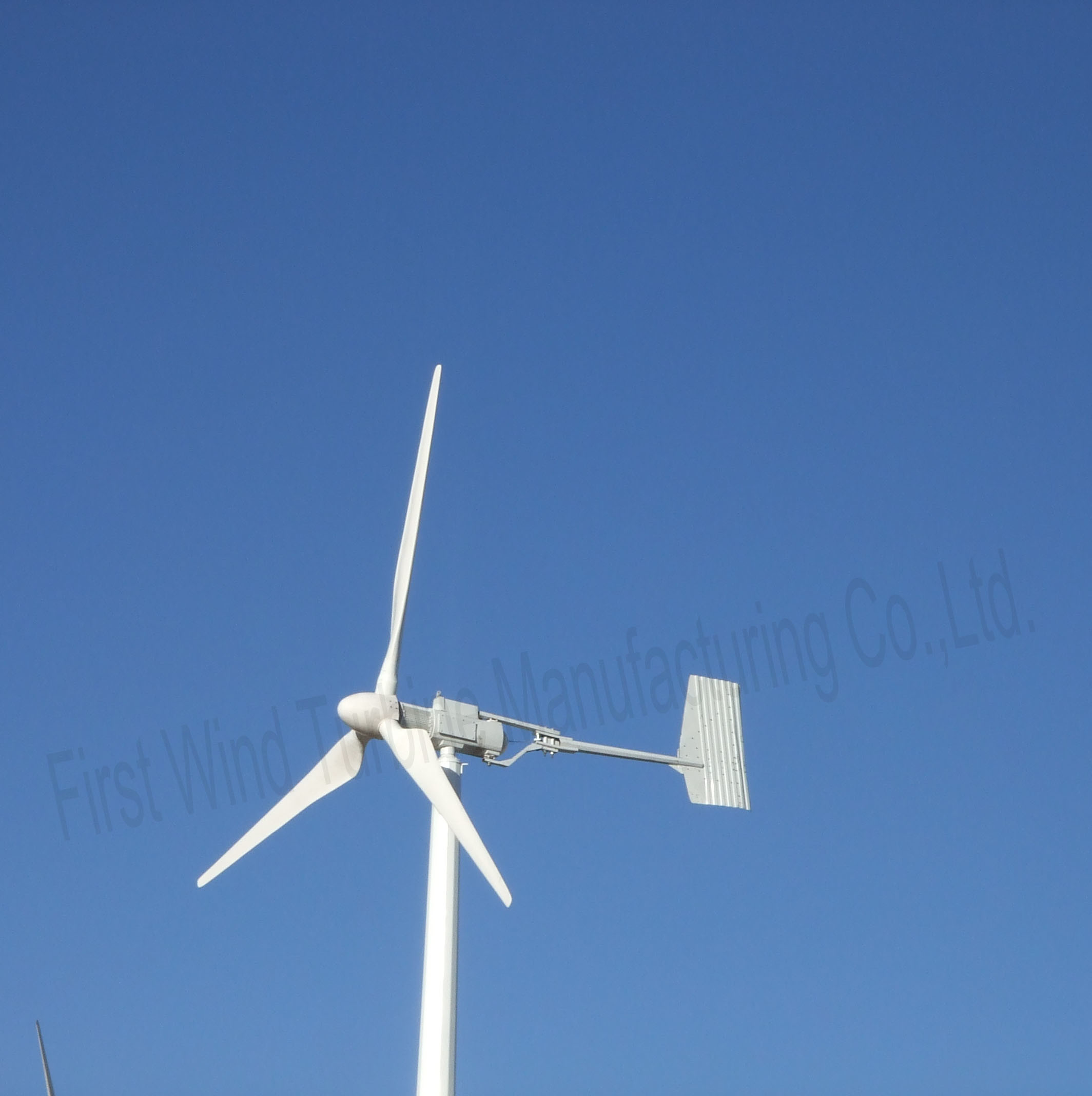 China 10kw Wind Turbine (WH-10000) - China Wind Turbine, Wind Mill