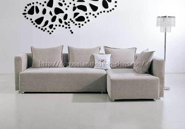 Small Fabric Sofas : ... Small Fabric Corner Sofa (F588#) - China Small Sofa, Corner Sofa