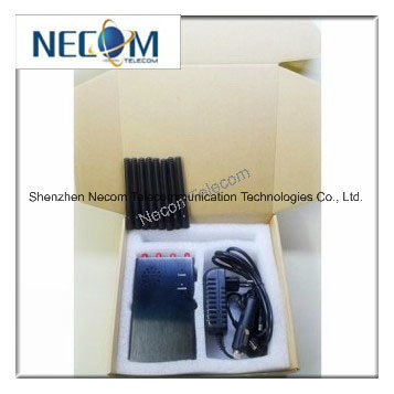 China 8 Bands GSM Dcs 3G 4G-Lte WiFi GPS-L1 Lojack Jammer - China Cell Phone Signal Jammer, Cell Phone Jammer