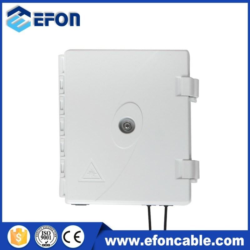 Fiber Optic FTTH Distribution Box1*16/Caja De Distribucion 2 Hilos