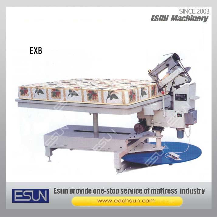 Exb Mattress Tape Edge Sewing Machine