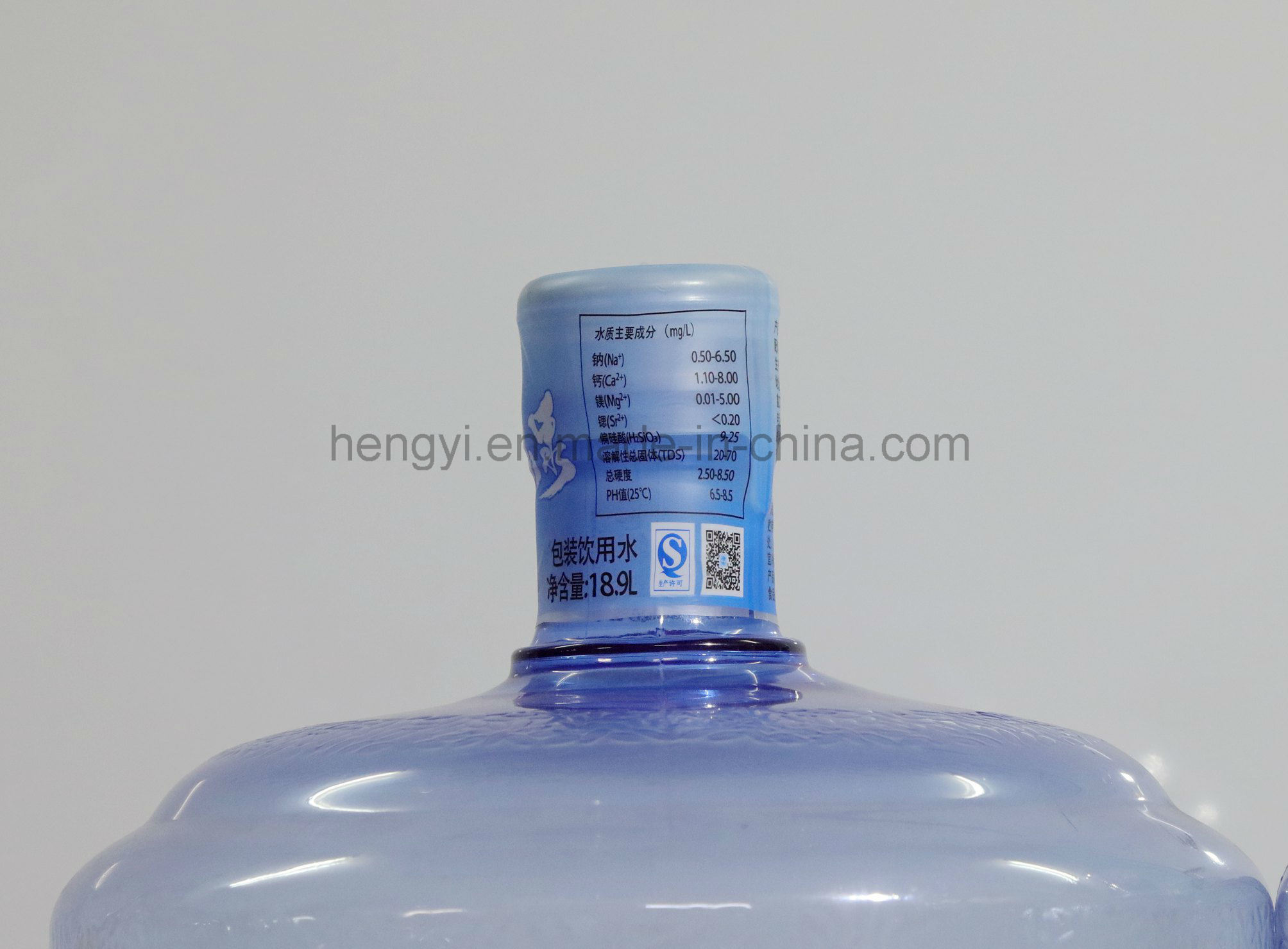 Printed Shrinkable PVC Label for Bottle Cap (Shrink Bands)