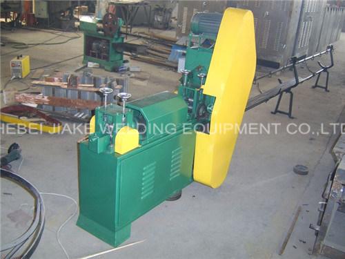 2-6mm Round Bar Straightening and Cutting Machine