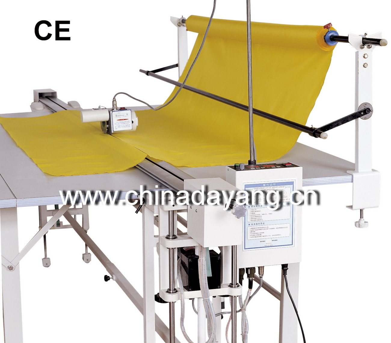 Ce Automatic End Cutter Guide Track Cutting Machine (DYDB-3)