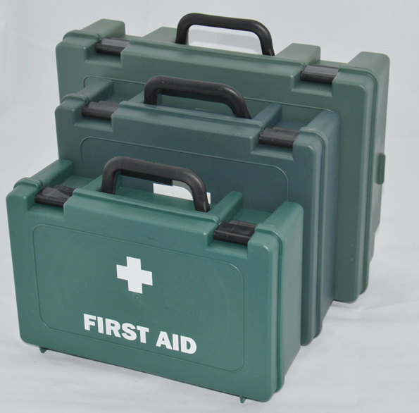 ABS Hard Plastic Wall Bracket Waterproof IP68 First Aid Kit