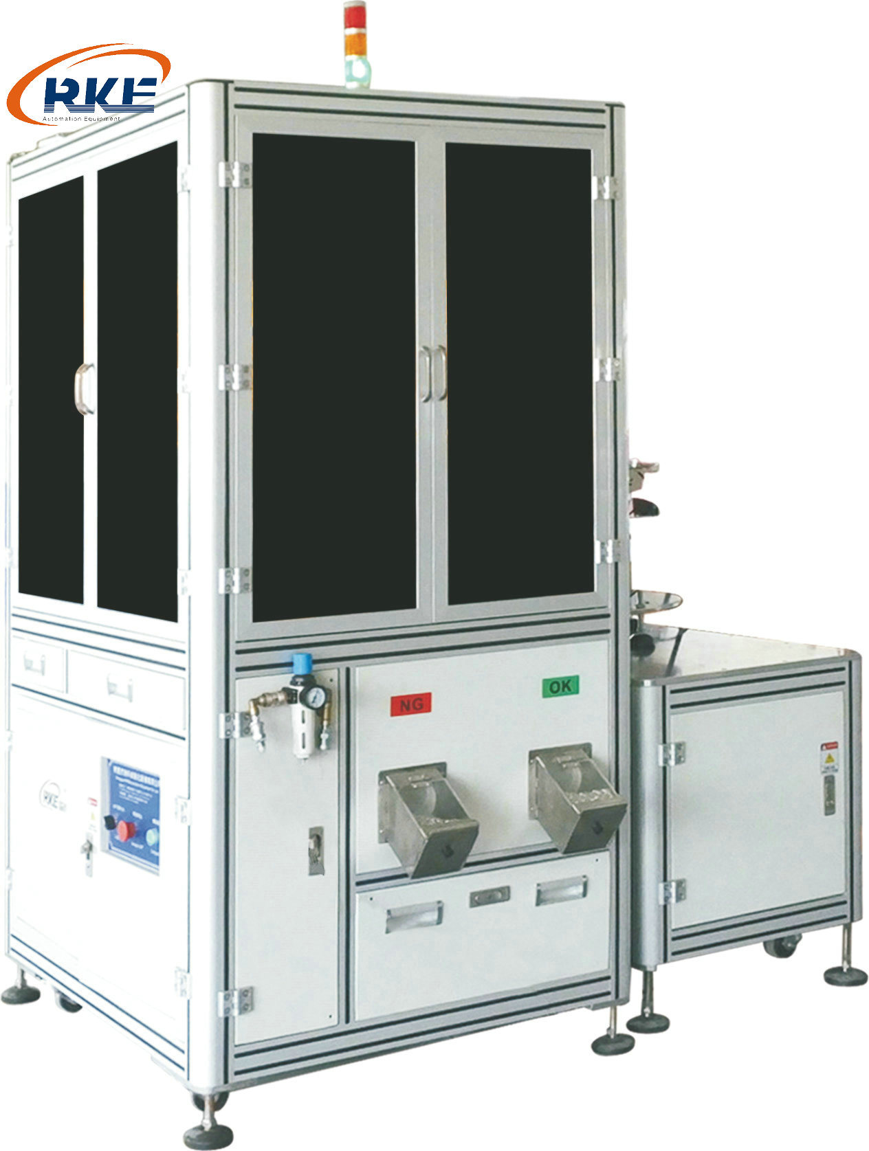 Automatic Sorting Machine for Fasteners