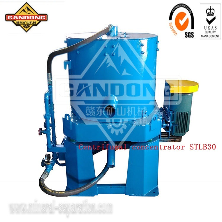 (STLB60) Knelson Concentrator From Gold Mining Equipment Manufacturer