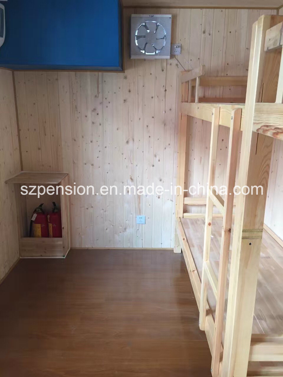 Newest Modular Modern Modified Container Prefabricated/Prefab Sunshine Room/House
