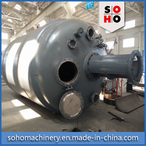 Jacket Heating Stainless Steel Chemical Reactor