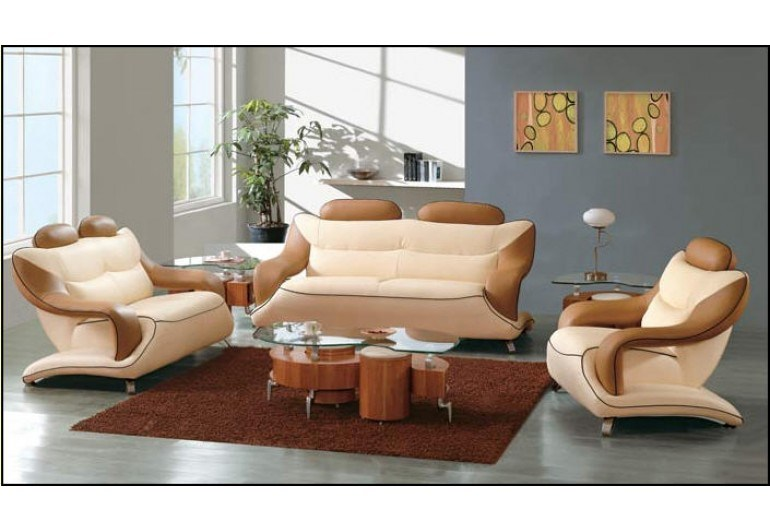 6052 Modern Sofa
