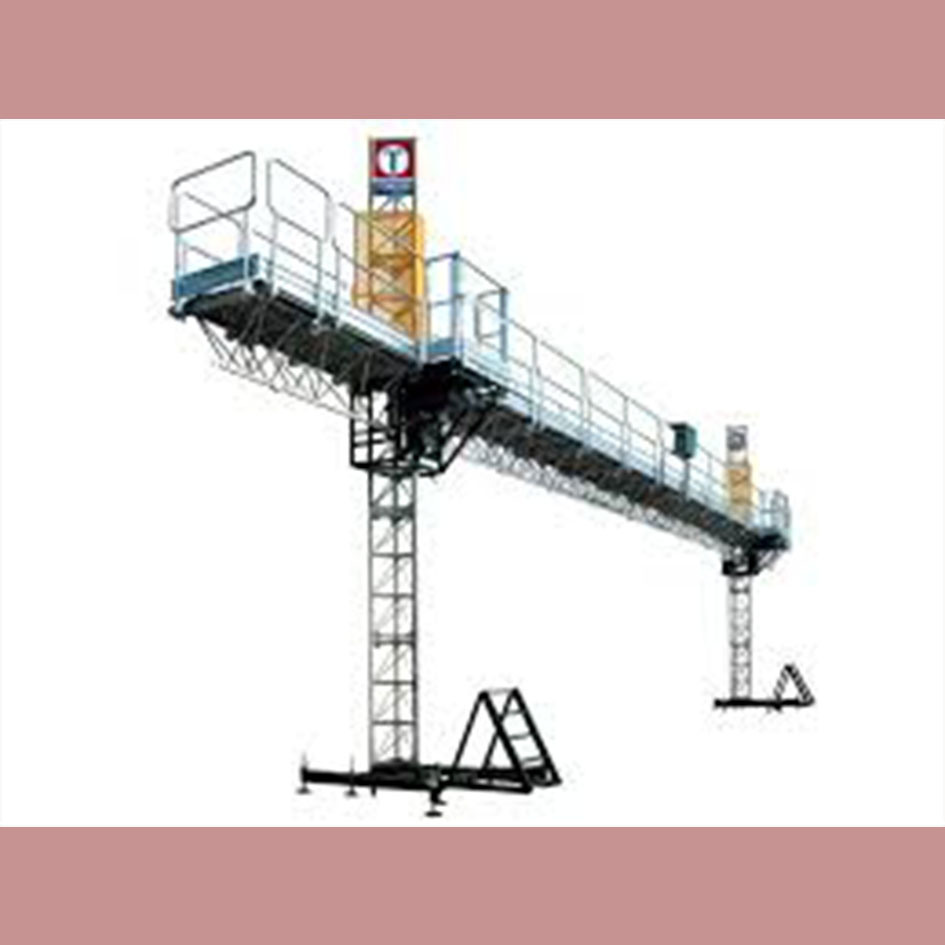 Mast Lifting Table/Twin Mast